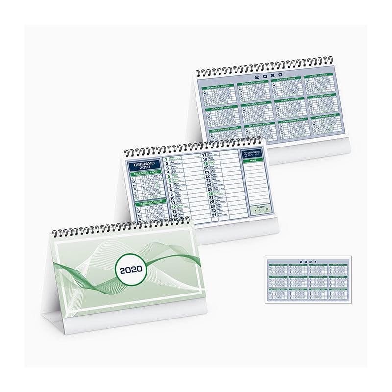 PA710VE calendari piedino adesivo porsonalizzato table notes