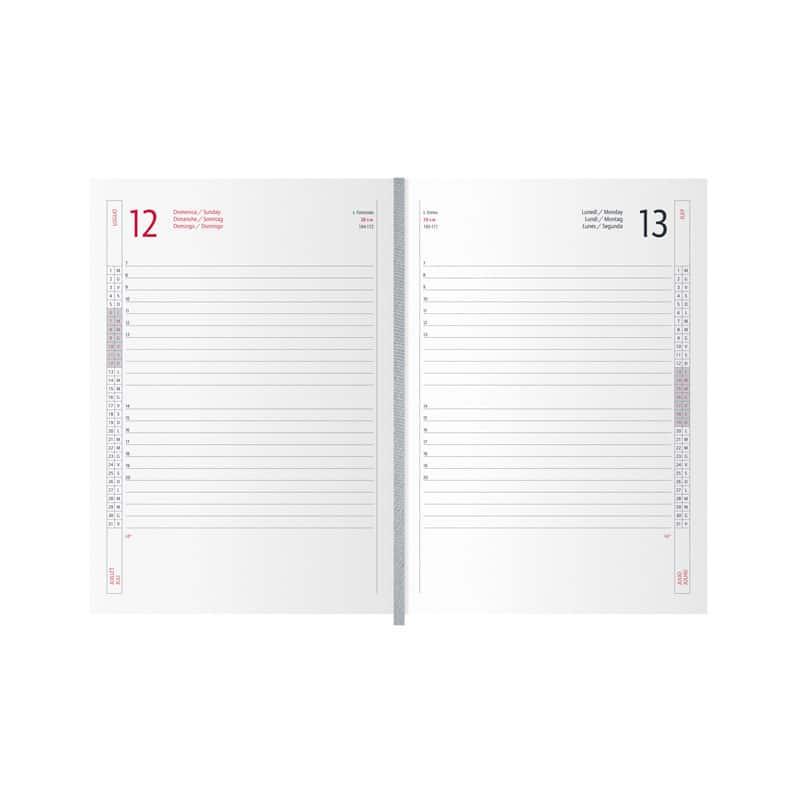 agenda borsello PB229X interno