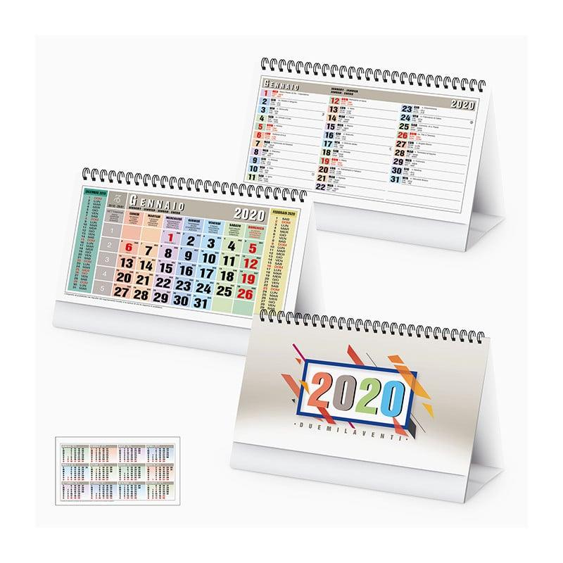 calendario da tavolo square PA730