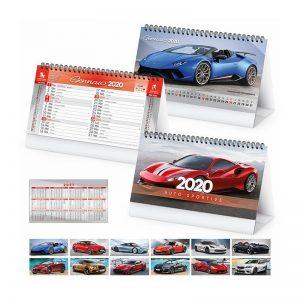 calendario illustrato auto sportive PA406