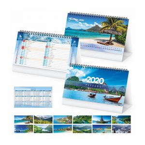 calendario illustrato paesaggi PA402
