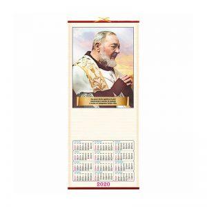 calendario illustrato san pio PA395