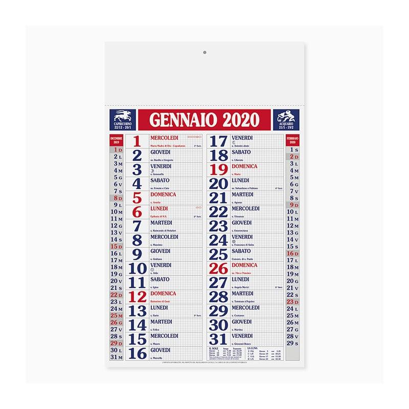 calendario olandese PA610