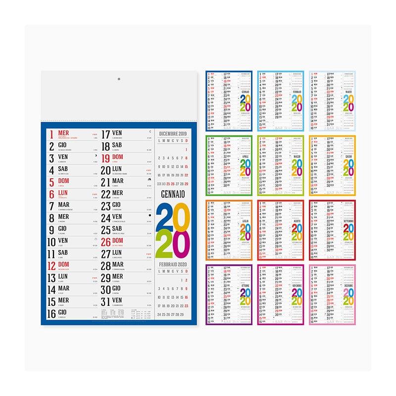 calendario olandese PA614