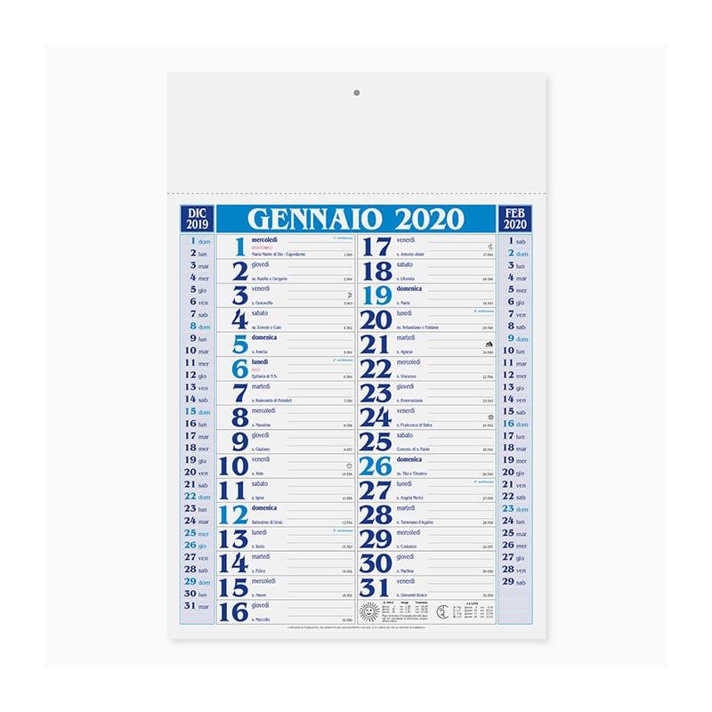 calendario olandese PA650BL