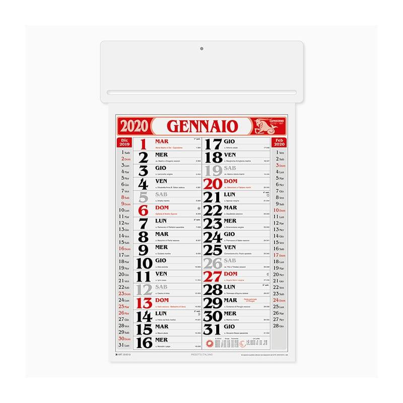 calendario passafoglio mignon PA540RO