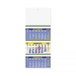 calendario trittico fluo PA500GL