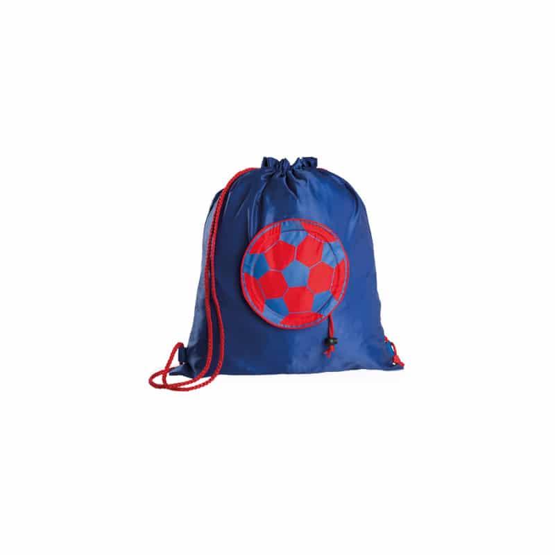 Goal sacca zaino bicolore nylon 190t personalizzati - pg279