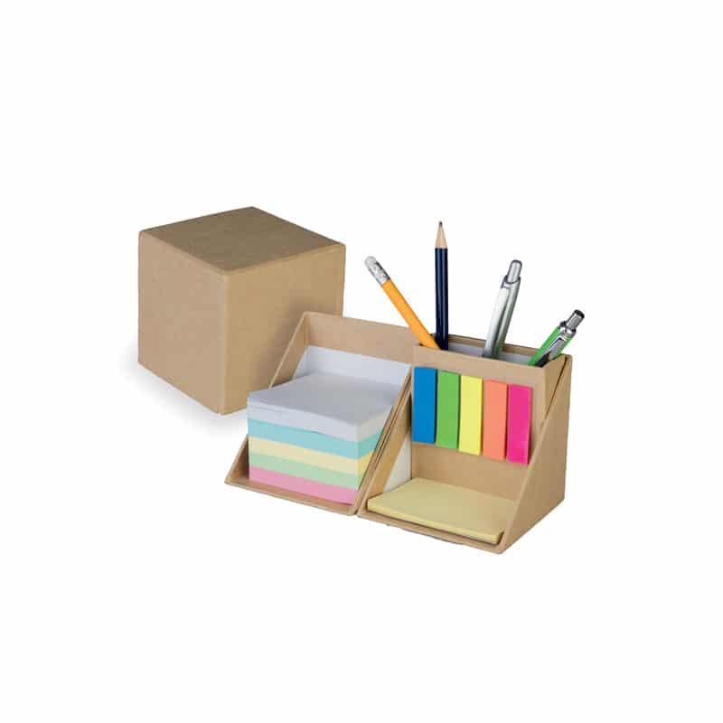 Mini kit blocco di carta con fogli colorati personalizzati - ph593