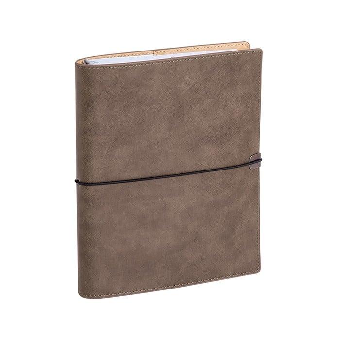 Agenda portafoglio chiusura con elastico personalizzati - pb217