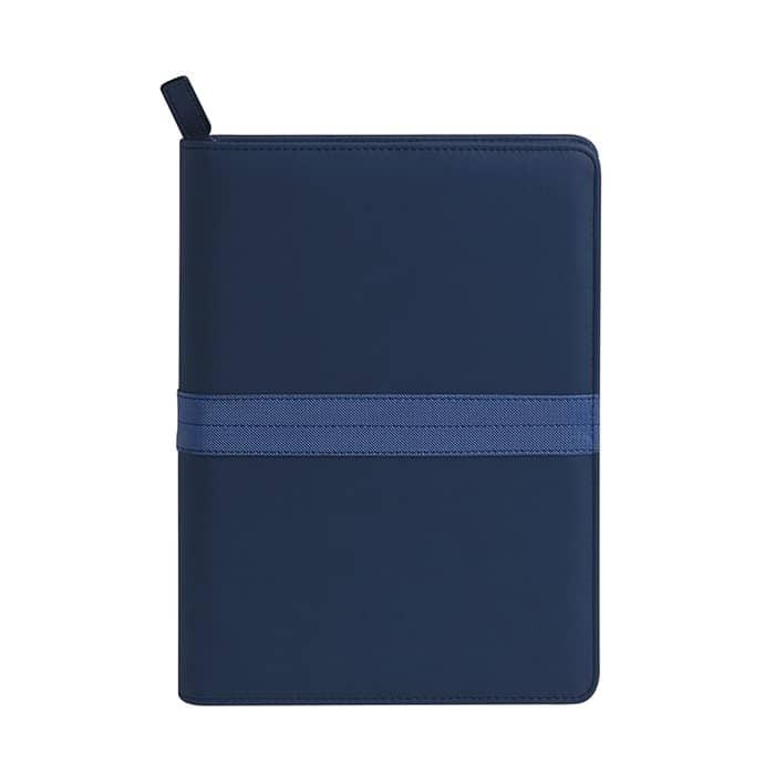 Agenda borsello chiusura con cerniera personalizzati - pb230