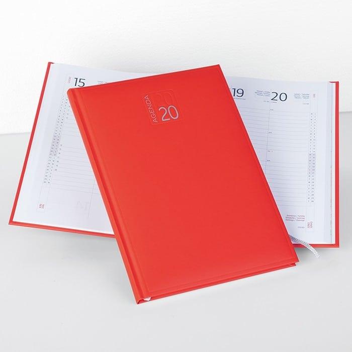 Agenda settimanale agenda settimanale 132 pagine personalizzati - pb540