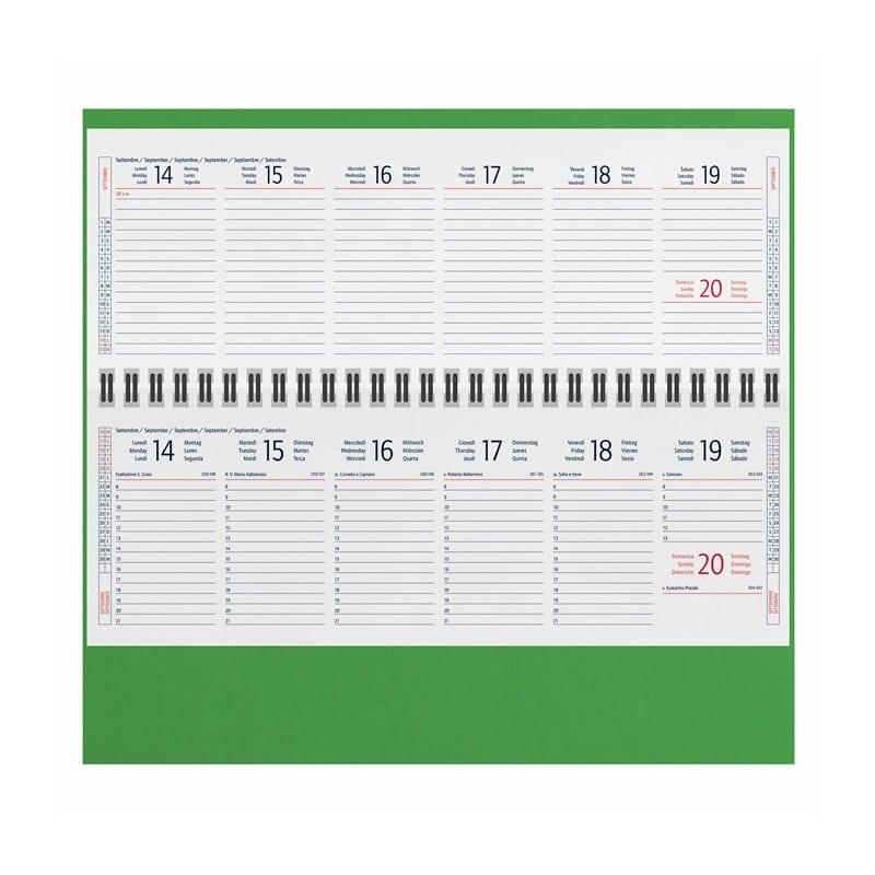 planning da tavolo personalizzato PB489 interno