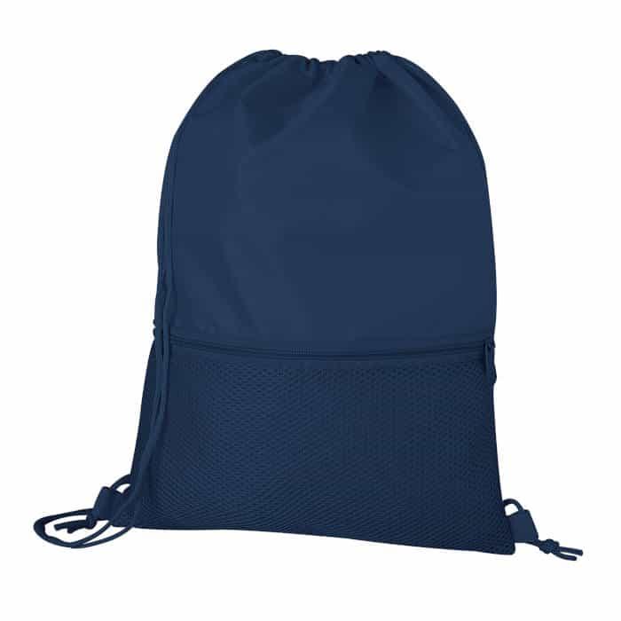 sacche triangolo nylon refrain personalizzate PG278BL