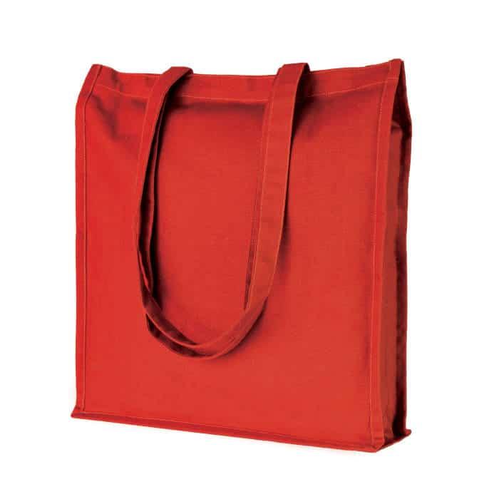shopper cotone borse promozionali menfi PG203RO