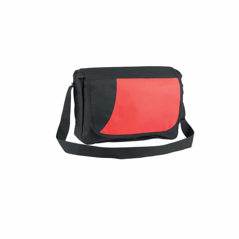 Try borsa portadocumenti bicolore nylon 600d personalizzati - ph231