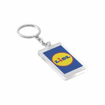Portachiavi personalizzati - Label - PE123