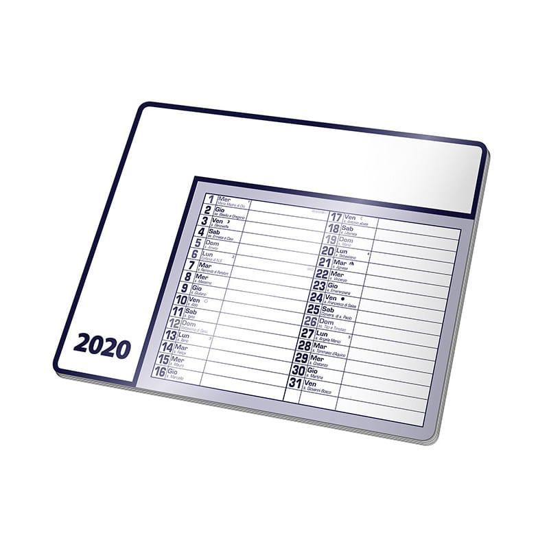 calendar pad edge PA782BL