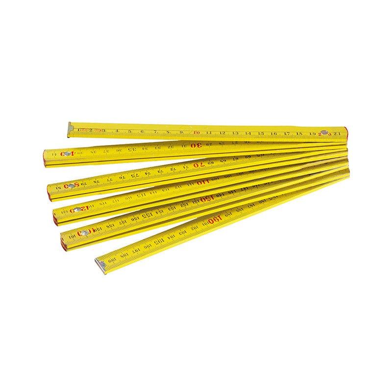metro ripiegabile legno Tanganika PN351 dettaglio 1