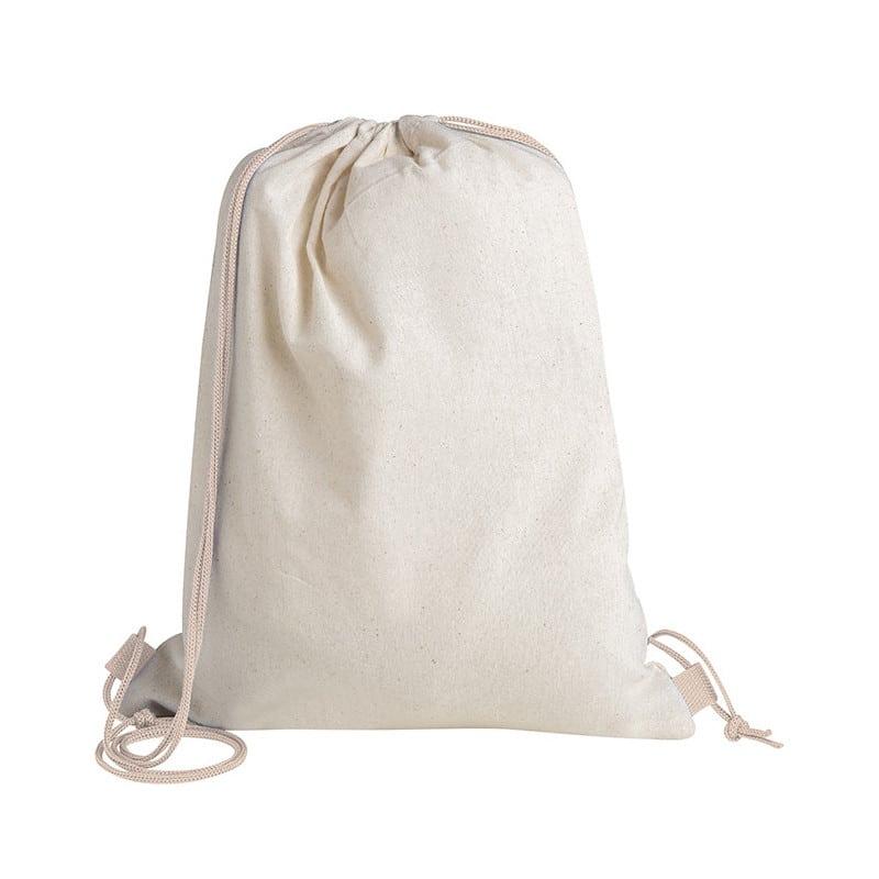 zaino sacca cotone dominique PG277EC