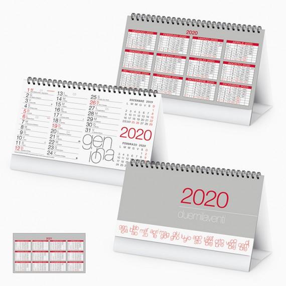 Calendario 19 x 14