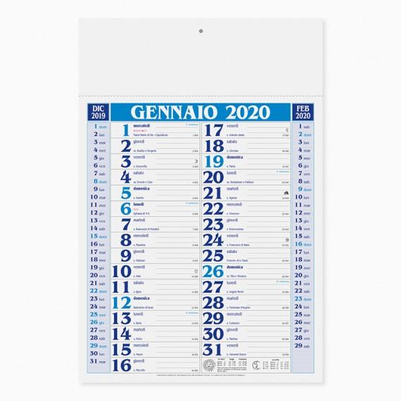 Calendario 29 x 42