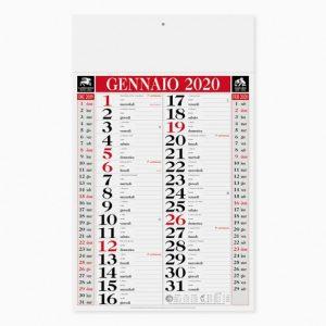Calendario 29 x 47 cm Olandese Classico personalizzatocon il tuo logo - PA640