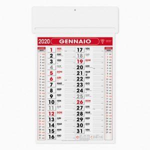 Calendario 31 x 53