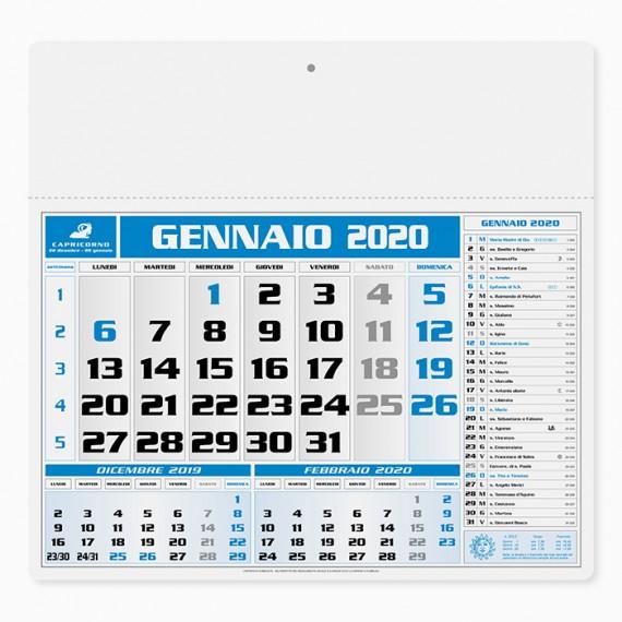 Calendario 43 x 41 cm Olandese Americano personalizzatocon il tuo logo - PA560