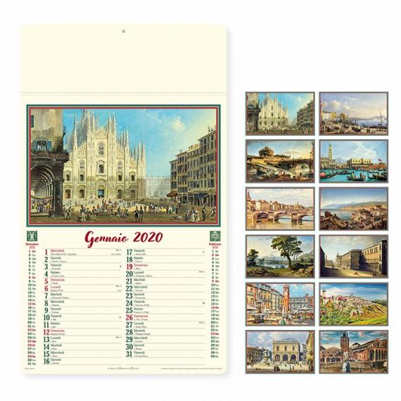 Calendario Vintage 31 x 52