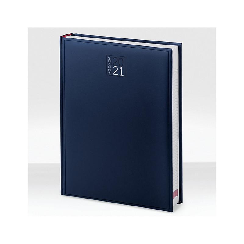 Agenda maxi giornaliera s/d/s Blu PB505BL