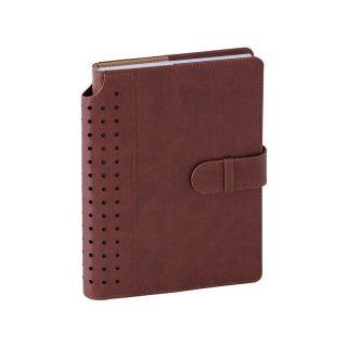 PB009 - AGENDA PORTAFOGLIO - 324 pagine sab. e dom. abbinati - interno giornaliero rivestito: cm 15x21