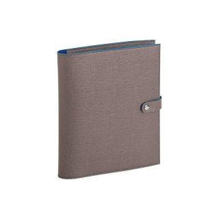 PB019 - AGENDA PORTAFOGLIO - agenda portafoglio bicolore - cm 21x26