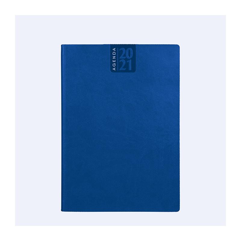 PB330 - Agenda giornaliera 324 pag. S/d/a F.to cm 15x21 ca (chiuso) Blu PB330BL