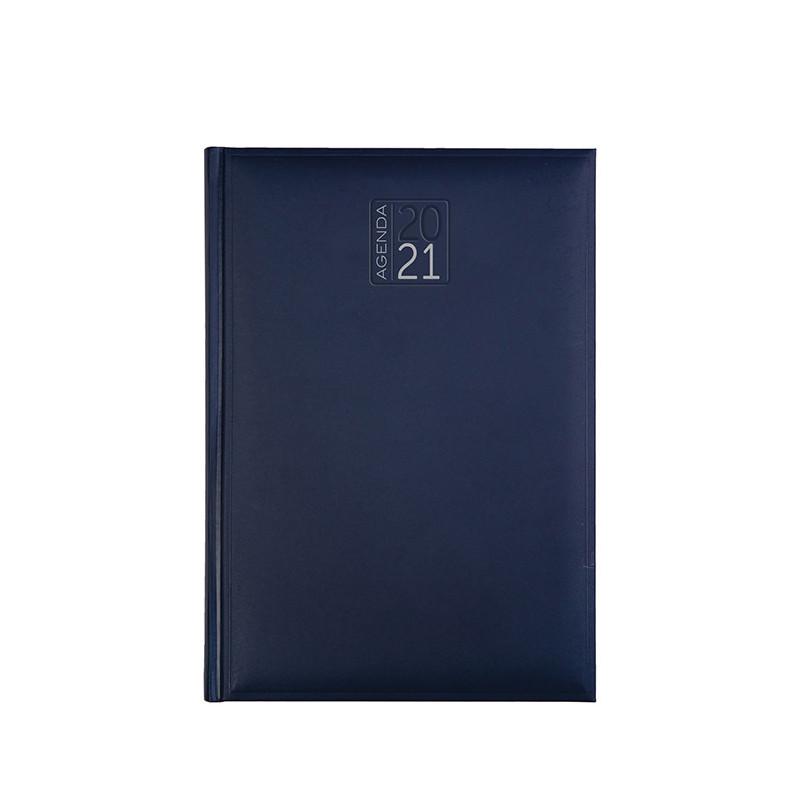 PB560 - Agenda bi - giornaliera 240 pagine F.to cm 7x10 ca (chiuso) Blu PB560BL