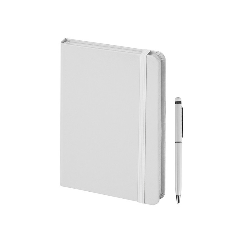 PB578 - 160 pagine a righe Bianco PB578BI