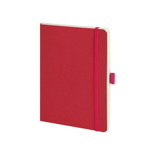 PB581 - 200 pagine a righe Rosso PB581RO