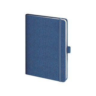 PB594 - 160 pagine a righe Blu PB594BL