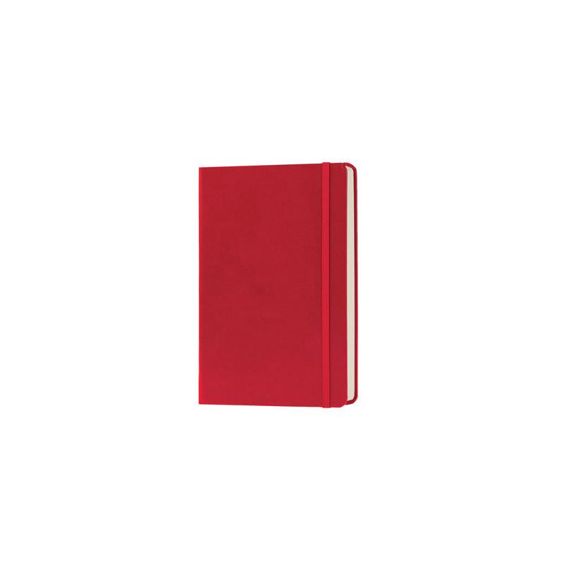 PB599 - 240 pagine neutre F.to cm 13xh21 ca (chiuso) Rosso PB599RO
