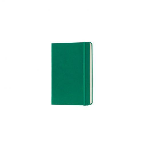 PB599 - 240 pagine neutre F.to cm 13xh21 ca (chiuso) Verde PB599VE