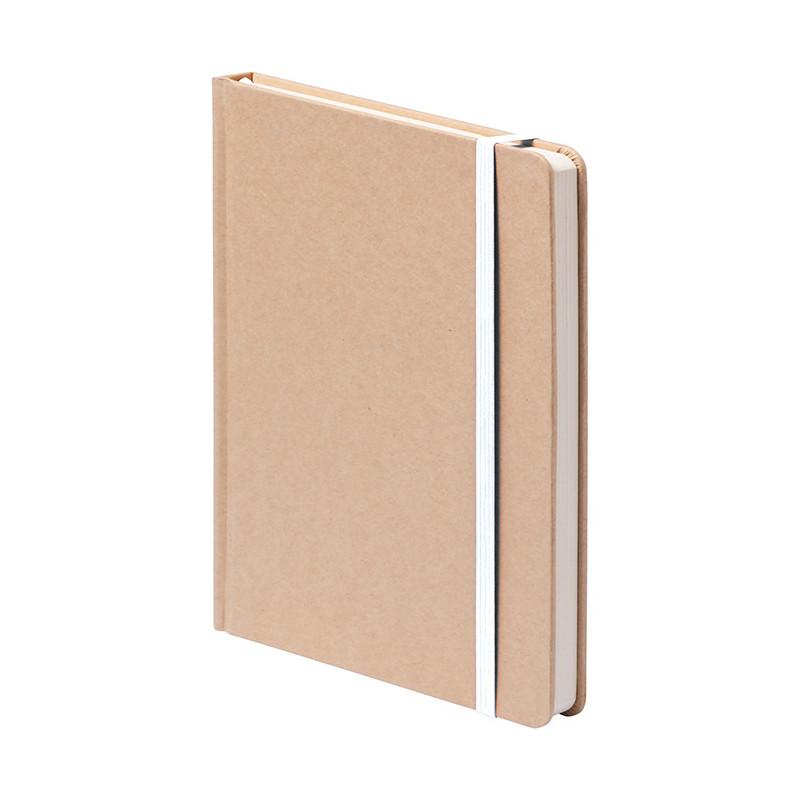 PB603 - 160 pagine a righe F.to cm 9x14 ca (chiuso) Bianco PB603BI