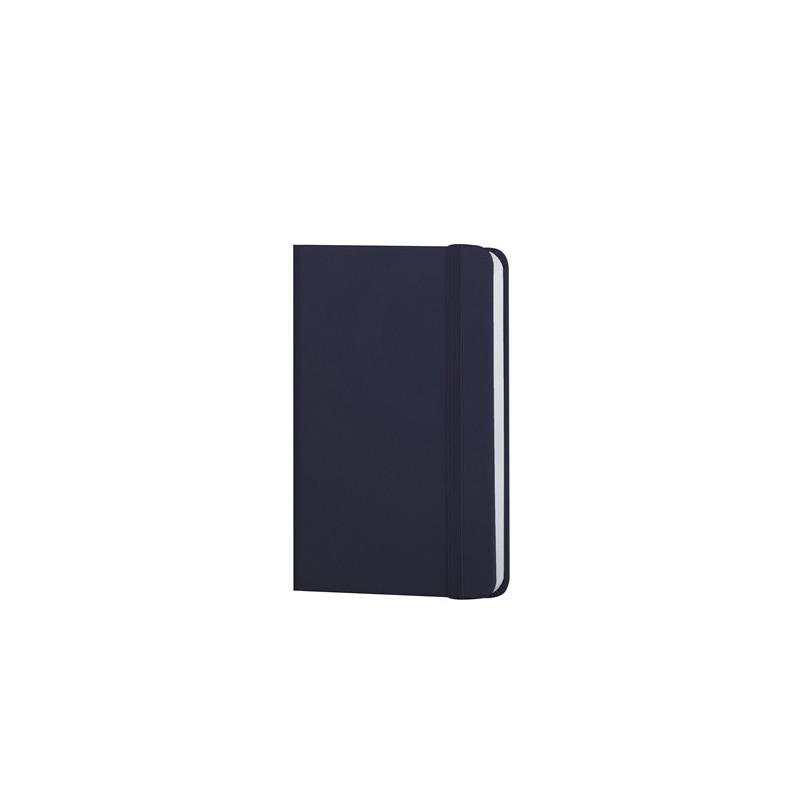 PB610 - 160 pagine a quadretti F.to cm 9xh14 ca (chiuso) Blu PB610BL