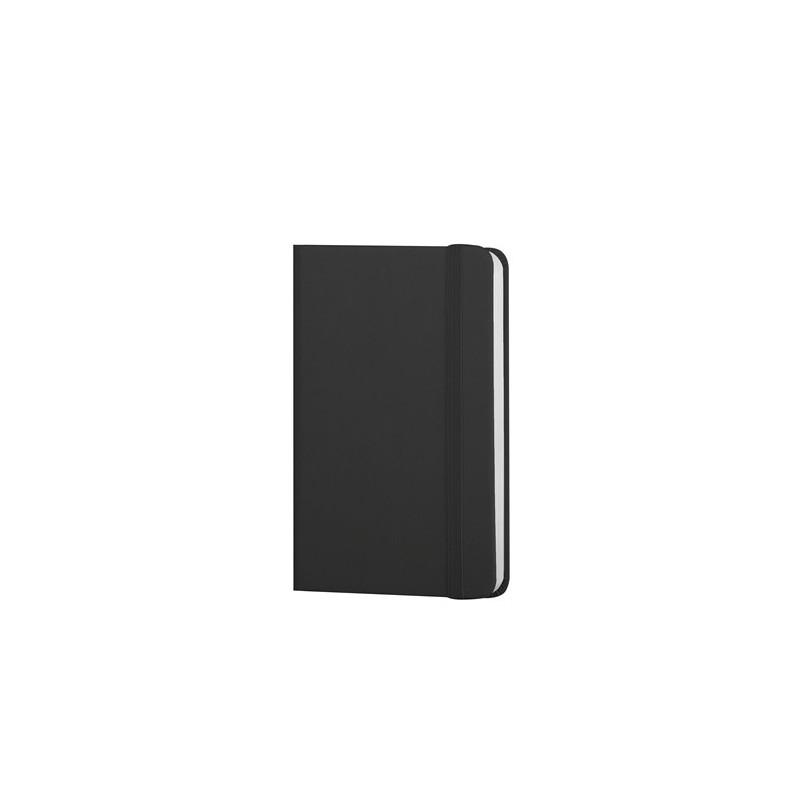PB610 - 160 pagine a quadretti F.to cm 9xh14 ca (chiuso) Nero PB610NE