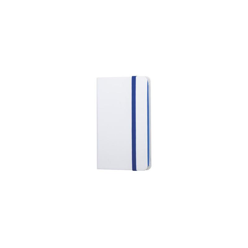 PB612 - 160 pagine neutre F.to cm 9xh14 ca (chiuso) Blu Royal PB612RY