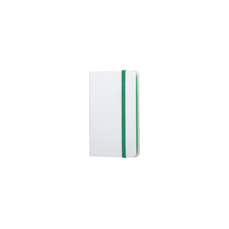 PB612 - 160 pagine neutre F.to cm 9xh14 ca (chiuso) Verde PB612VE