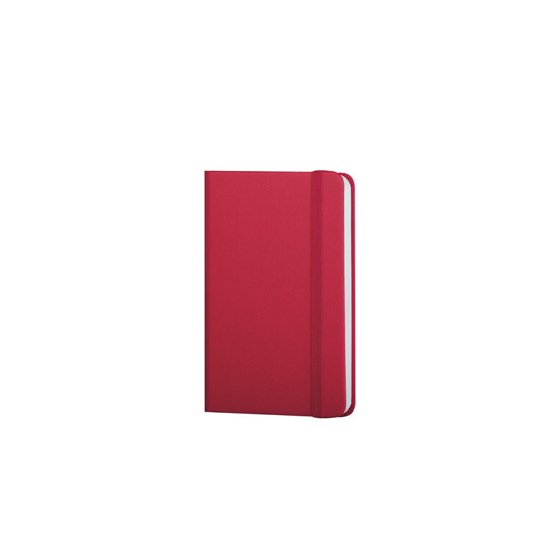 PB614 - 160 pagine neutre F.to cm 9xh14 ca (chiuso) Rosso PB614RO