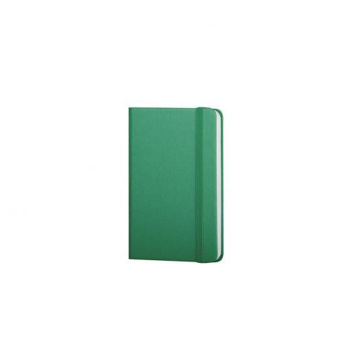 PB614 - 160 pagine neutre F.to cm 9xh14 ca (chiuso) Verde PB614VE