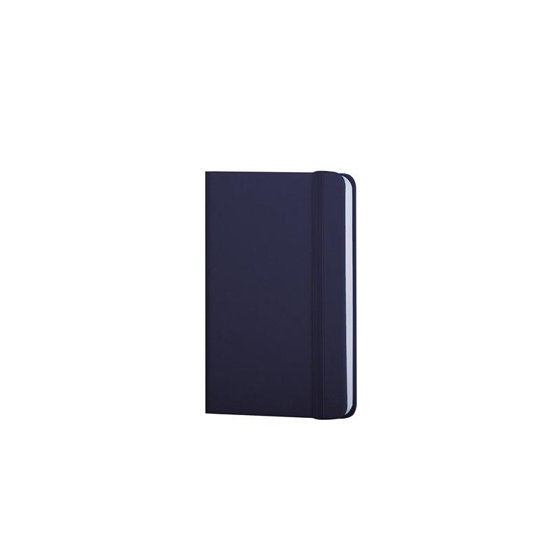 PB616 - 160 pagine a righe F.to cm 9xh14 ca (chiuso) Blu PB616BL