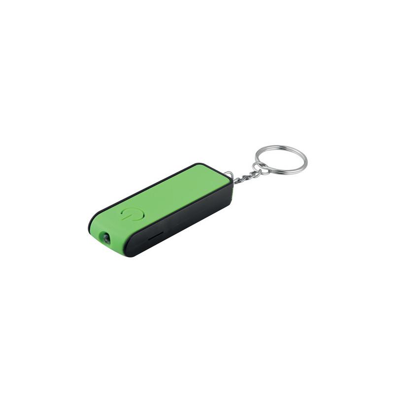 PE135 - Portachiavi multifunzione Verde PE135VE