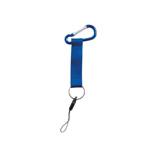 PE235 - Portachiavi Blu Royal PE235RY